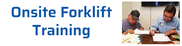 A-1 Forklift Hands-on Training
