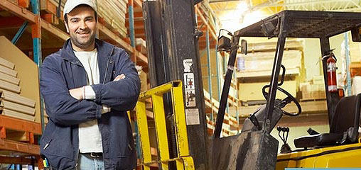 A-1 Forklift Certification Hands-On Training